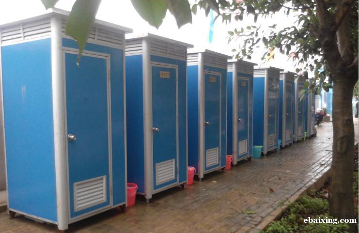 湖北哪里有移动厕所 流动洗手间卫生间出租