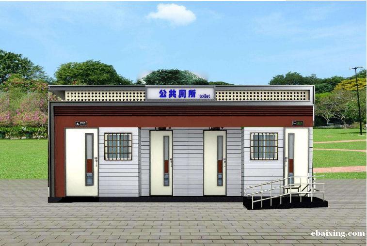 美观的移动厕所 最新批发价格_移动厕所采购商机