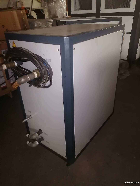 供应二手工业用5HP水冷冷水机