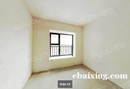 天津锦绣学府,81㎡H户型通透两室,明厨明卫